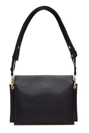 Leather Shoulder Bag Gr. One Size