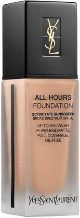 All Hours Longwear Natural Matte Foundation
