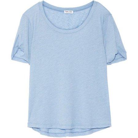 Soft Blue T-Shirt