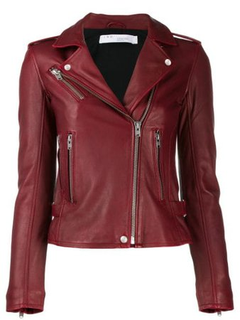 Iro slim-fit Biker Jacket - Farfetch