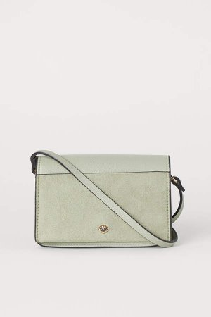 Small Shoulder Bag - Green