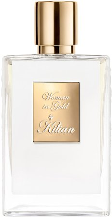 Narcotics Woman in Gold Refillable Perfume