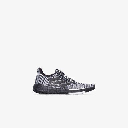X Missoni black Pulseboost low top sneakers