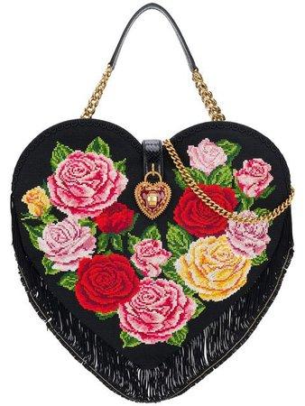 Dolce & Gabbana My Heart shoulder bag $6,968 - Shop SS19 Online - Fast Delivery, Price