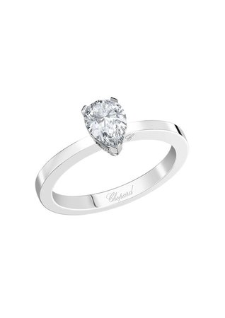 Chopard For Ever diamond engagement ring