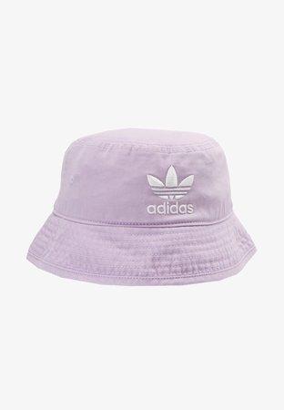adidas Originals BUCKET HAT - Hatt - purglo/white - Zalando.se