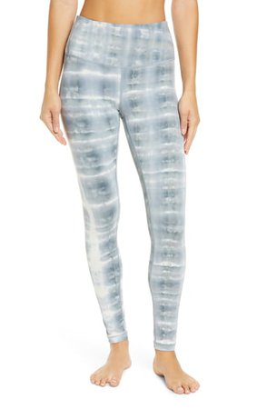 Zella Spray Dye High Waist Leggings | Nordstrom