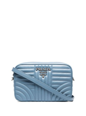 Prada Bolsa Crossbody Diagramme - Farfetch