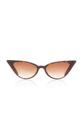 Kate Young Lita Cat-Eye Sunglasses