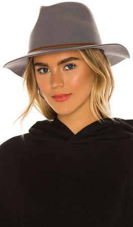 Wesley Fedora Hat