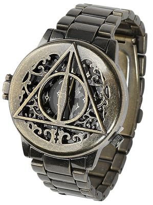 Deathly Hallows | Harry Potter Wristwatches | EMP