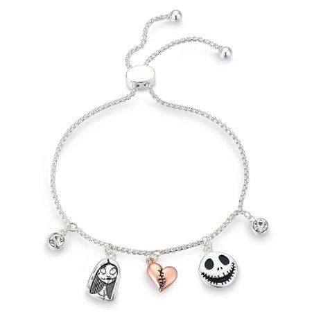 The Nightmare Before Christmas Charm Bolo Bracelet | shopDisney