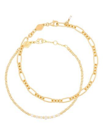Anni Lu Clemence Sun Stalker Bracelet Set - Farfetch