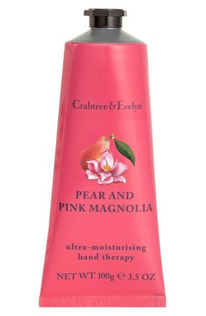 pear + pink magnolia crabtree + Evelyn