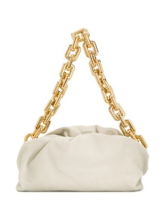 Bottega Veneta The Chain Pouch Shoulder Bag - Farfetch