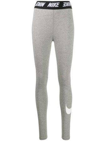 Nike Logo Band Leggings - Farfetch