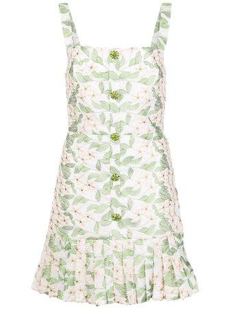 Alexis Tiri Mini Dress Ss20 | Farfetch.com