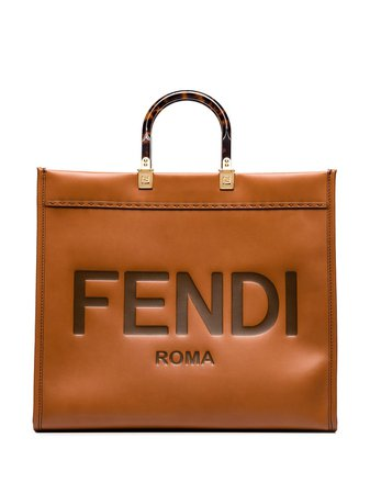 Fendi Sac Cabas Sunshine - Farfetch