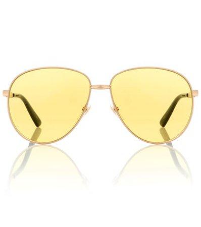 Exclusive to Mytheresa – aviator sunglasses