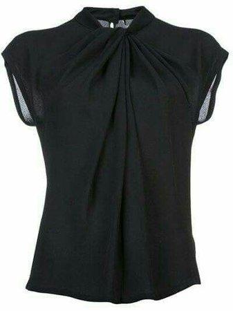 work black blouse - Buscar con Google
