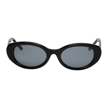 Roberi & Fraud Black Betty Sunglasses