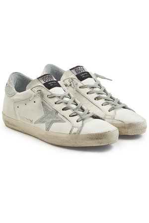 Super Star Leather Sneakers Gr. EU 42