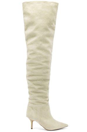SEASON 8 Thigh High Boot