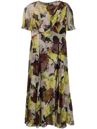 Erdem, Floral Shift Dress