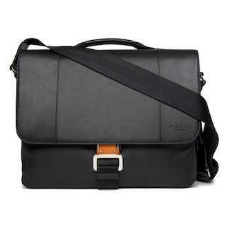 Alphaespace Inc.. | Rakuten Global Market: ダベック Messenger bag black leather Davek Leather Messenger bag Black leather bag, mens bag, business bags, luxury bags, umbrella with a PC laptop storage-friendly, bag