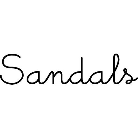 sandals quote polyvore - Google Search