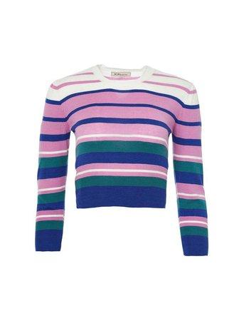 Bria Puff Sleeve Sweater – BCBGMAXAZRIA