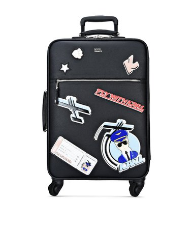 karl lagerfeld suitcase - Google Search