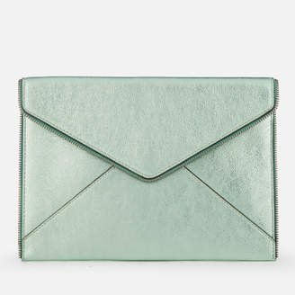 Metallic Mint Green Bag - ShopStyle UK