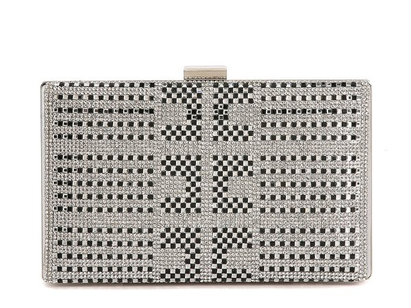 Lulu Townsend Crystal Minaud Clutch Women's Handbags & Accessories   DSW