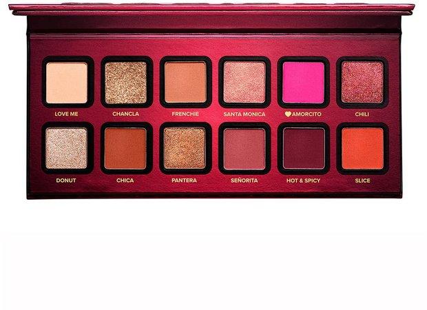 Amore Caliente Eyeshadow & Cheek Palette