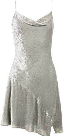 Carmelina Velvet Slip Dress