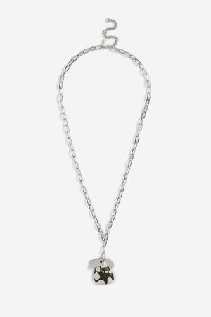 **Charm Long Pendant Necklace | Topshop