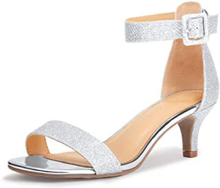 Amazon.com : silver shoes