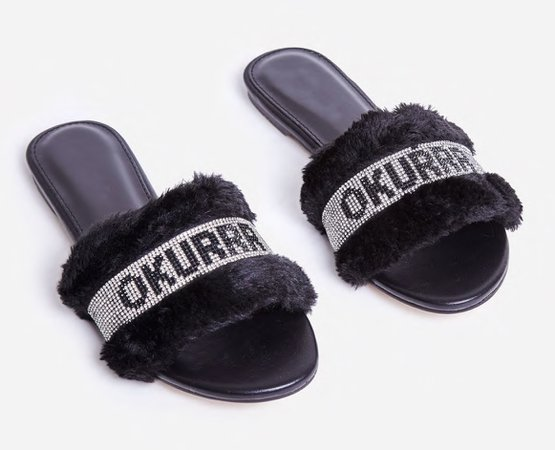 okurrr slides slippers