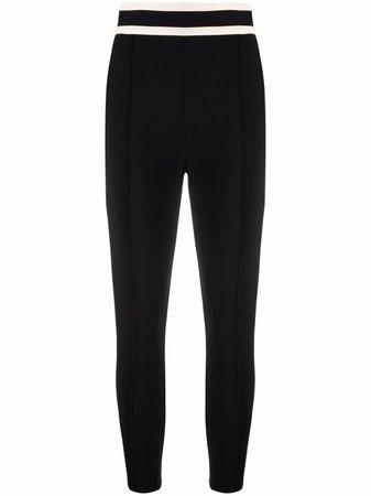 Elisabetta Franchi pocket-detail Cropped Trousers - Farfetch