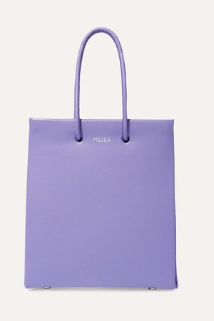 MEDEA | Prima Short leather tote | NET-A-PORTER.COM