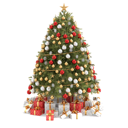 Download Christmas Tree PNG Clipart - Free Transparent PNG Images, Icons and Clip Arts