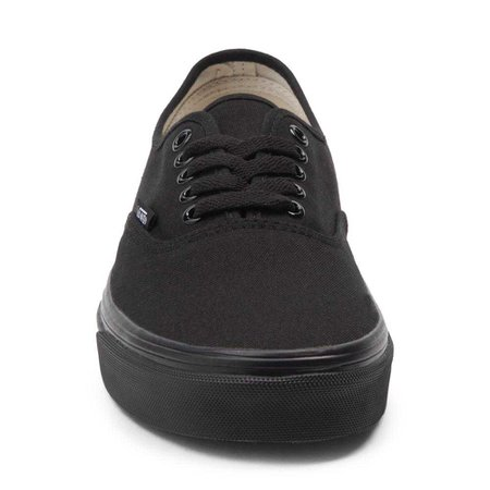 Vans Authentic Skate Shoe - black - 499420
