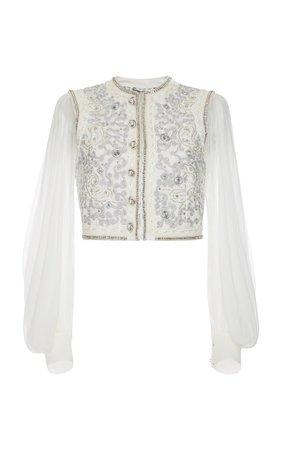 Flared Sleeve Jacket by Etro | Moda Operandi