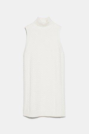 CABLE - KNIT DRESS | ZARA United States