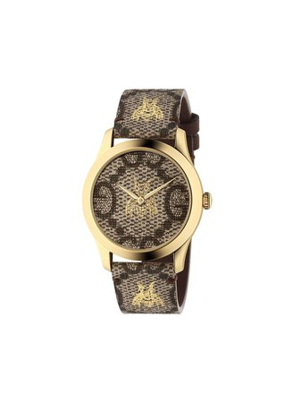 Gucci G-Timeless 38 Mm Watch - Farfetch