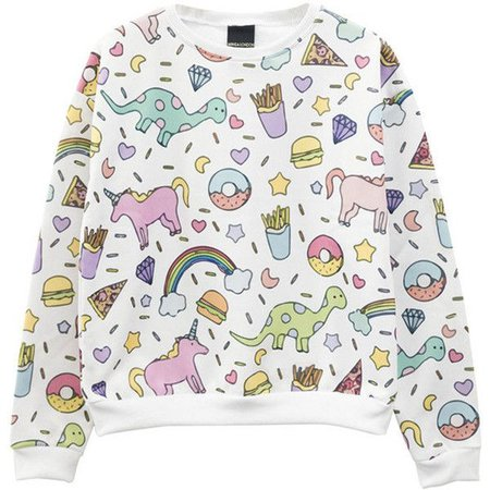 long sleeve unicorn shirt girls - Google Search