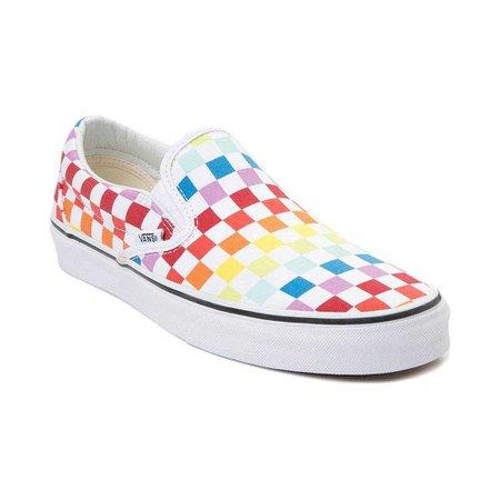 Vans Rainbow Chex