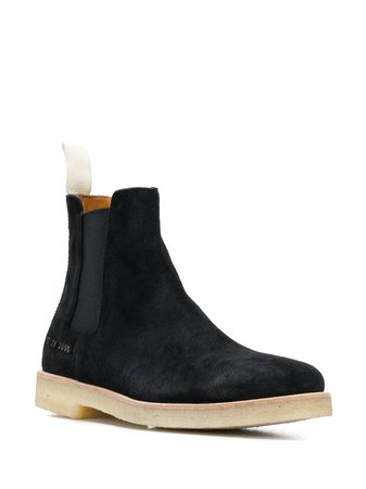 Common Projects Suede Ankle Boots - Farfetch