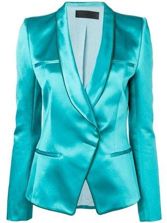 Haider Ackermann satin tuxedo blazer